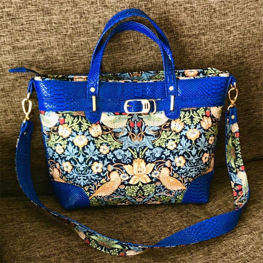 Anastasia. Tote Bag with laptop pocketFree!!!